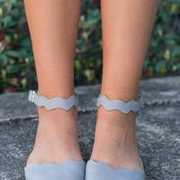 Who's That Girl Flats, Taupe
