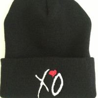 XO THE WEEKND Drake Owl ovoxo winter beanie one size fits all
