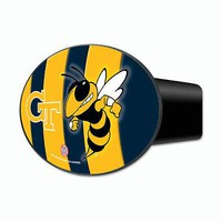 Georgia Tech Yellow Jackets NCAA 3-In-1 Hitch Cover Auto Emblem