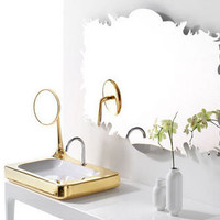 AQHayon Mirror by Jaime Hayon for Bisazza Bagno - Free Shipping