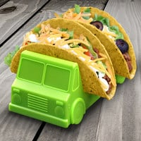 Taco Truck Taco Holders (Set of 2)