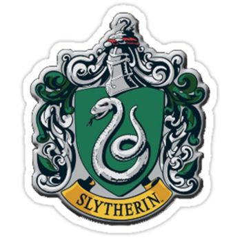Slytherin by davosseafood