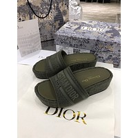 Dior Women's 2021 NEW ARRIVALS Slippers Sandals Shoes
