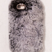 Cozy Faux Fur iPhone 8/7 Case | Urban Outfitters