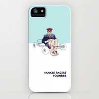 Rushmore iPhone & iPod Case by joshuahillustration