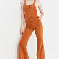 Rolla's East Coast Corduroy Flare Overall   Urban Outfitters