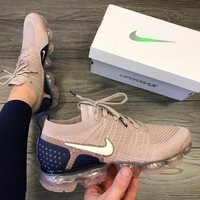 NIKE AIR VAPORMAX FLYKNIT Men Breathable Running Sneakers Sport Shoes