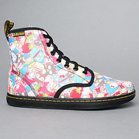 The Hello Kitty x Dr. Martens 7-Eye Boot in Multi by Dr. Martens   Karmaloop.com - Global Concrete Culture