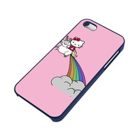 HELLO KITTY UNICORN iPhone 5 / 5S Case Cover
