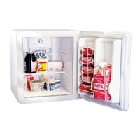 1.7cf ThermElec Fridge - White