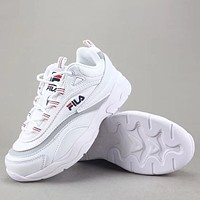 Trendsetter Fila Ray  Women Men Fashion Casual  Sneakers Sport Shoes