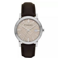 BURBERRY ANALOG QUARTZ WATCH