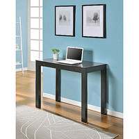 Walmart: Mainstays Parsons Desk with Drawer, Multiple Colors