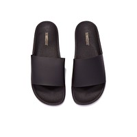 Minimal Slides (Men's) - Black