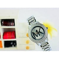 MICHAEL KOR WATCHES WOMENS/MENS MK WATCH DIAMOND MJF