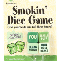 ICUP Game Smokin Dice in Green