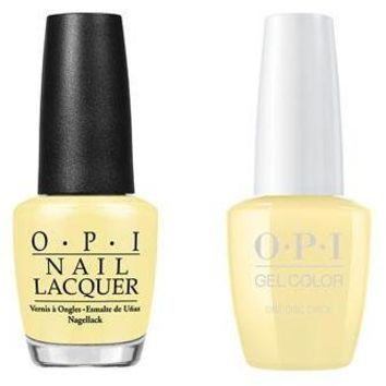 OPI - Gel & Lacquer Combo - One Chic Chick