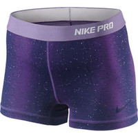 "Nike Pro Short Printed (2.5"") - Women's      at City Sports"