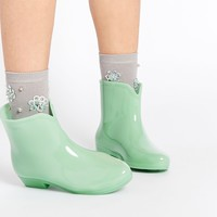 ASOS GALAXY Glow in the Dark Wellies