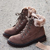 Fox Trail Boots