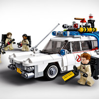 Lego Ghostbusters Ecto-1 | Uncrate