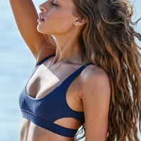 Bond-Eye Australia Heatwave Ribbed Cropped Bikini Top at PacSun.com