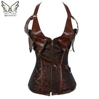 Women Corsets 80% Leather