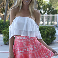 Mary Kelly Off Shoulder Top (more colors)