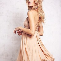 Free People Womens Like A Diamond Dress