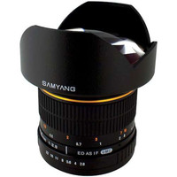 Samyang 14mm Ultra Wide-Angle f/2.8 IF ED UMC Aspherical Lens For Canon