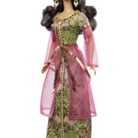Morocco Barbie Doll - Dolls of the World Collection | Barbie Collector