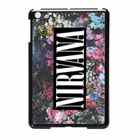 Nirvana Logo Floral Flower Design iPad Mini 2 Case