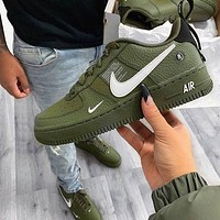 Nike Air Force 1 low-top sneakers men and women low-top all-match casual sports shoes