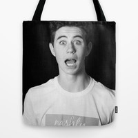 Nash Grier Tote Bag by fangirl123