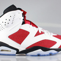 Air Jordan 6 VI Men's Retro Carmine 2014