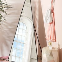 Triangle Standing Mirror | Urban Outfitters