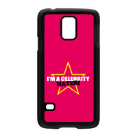 Celebrity Hater Hard Plastic Case for Samsung Galaxy S5 by Chargrilled