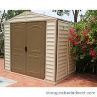 Duramax 8x6 Store All - Ships FREE - Storage Sheds Direct