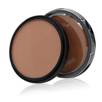 Music Flower Brand Makeup Contour Highlight Face Pressed Powder Bronzer Shading Powder Palette Makeup 3D Face Decorate