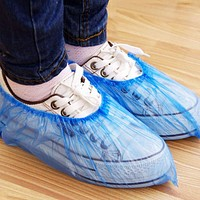 100pcs Disposable Shoe Cover