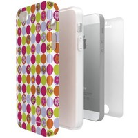 iPhone 5 / 5S, ArtsCase My happpy Circles by Julia Grifol for Apple iPhone 5 / 5S