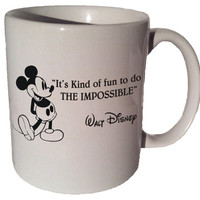 Mickey Mouse Disney It's kind of fun to do the by MrGoodMug
