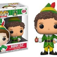 Funko Pop! Movies: Elf - Buddy Vinyl Figure