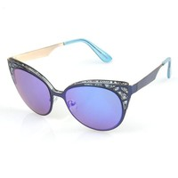 Cats Stylish Star Hollow Out Sunglasses [6592751811]