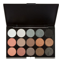 15 Neutral Luster Palette