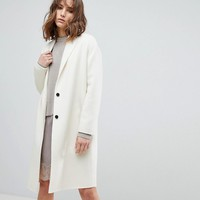 AllSaints Knitted Coat at asos.com
