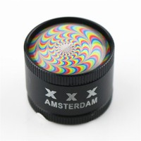 Small 30mm 3 Layer Tobacco Grinder