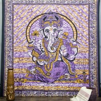 Ganesh Tapestry, Tapestry Wall Hanging, Hippie Tapestries, Indian Tapestry, Wall Tapestries, Bohemian Tapestries, Dorm Decor, Wall Art
