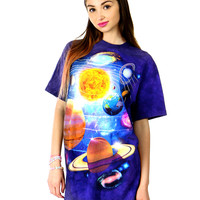 FAR OUT SPACE TEE