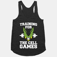 Training for the Cell Games